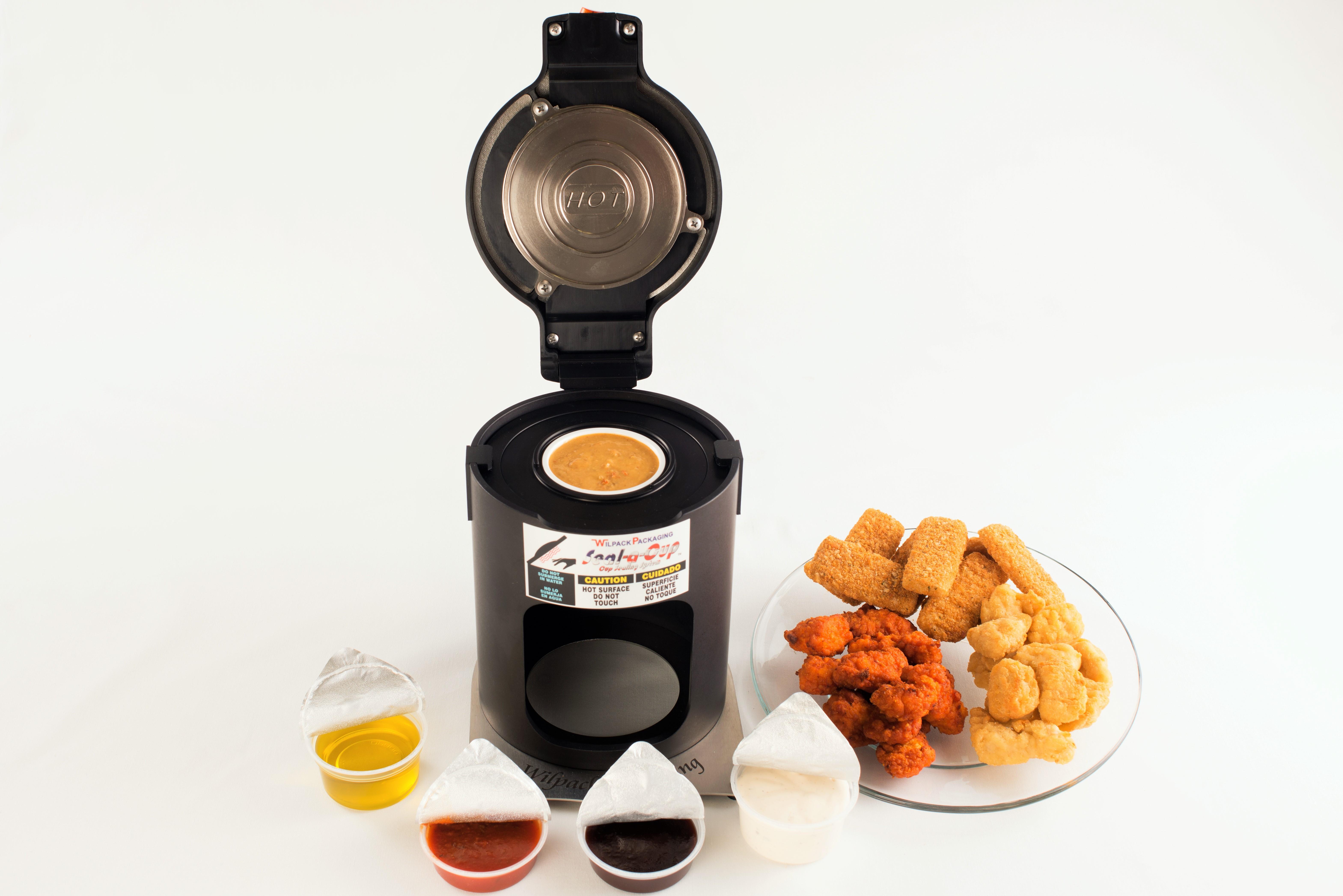 Food Sealing Machine for Deli Restaurants