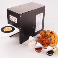 Semi-Automatic Cup Sealer Machine