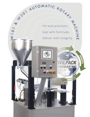 W101 & W201 Automatic Rotary Machine - Brochure
