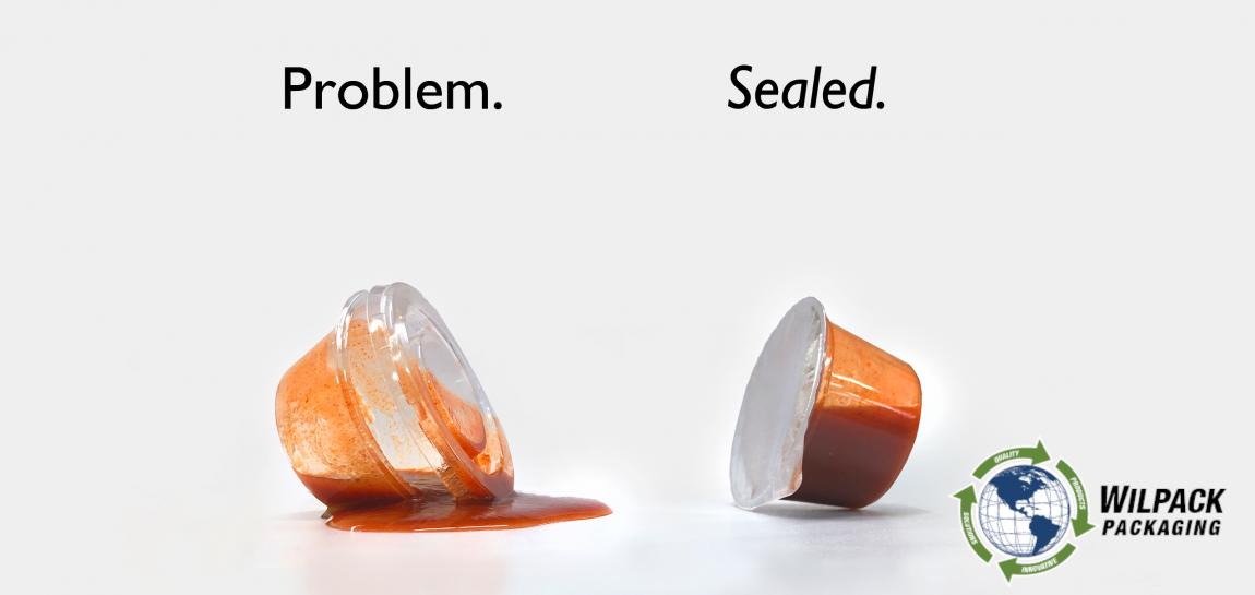 Wilpack Packaging Header - Problem Sealed